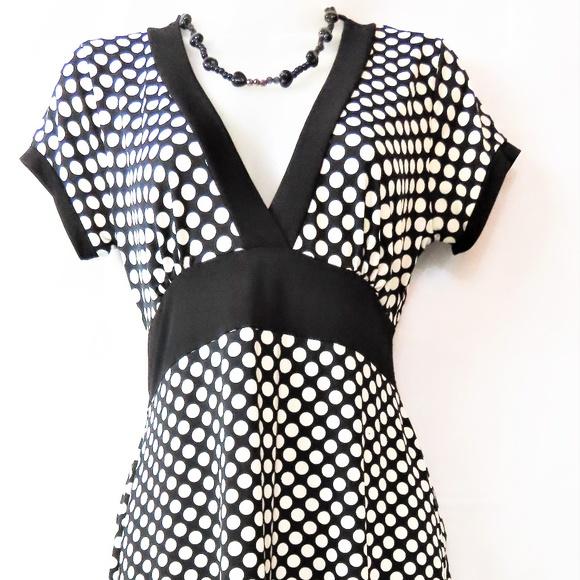 Hypnotik Dresses & Skirts - CLEARANCE POLKA DOT DRESS-4TH SALE